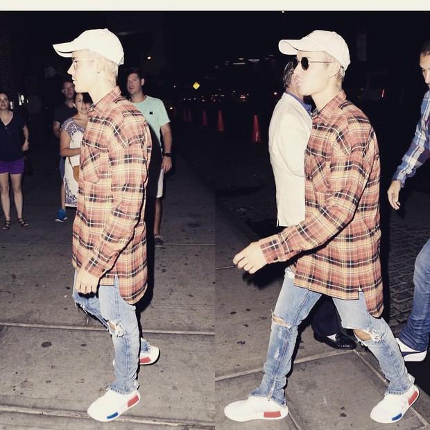 Justin Bieber đã lớn thật rồi, và đây là 8 outfit chất lượng nhất từ Instagram của anh chàng - Ảnh 10.
