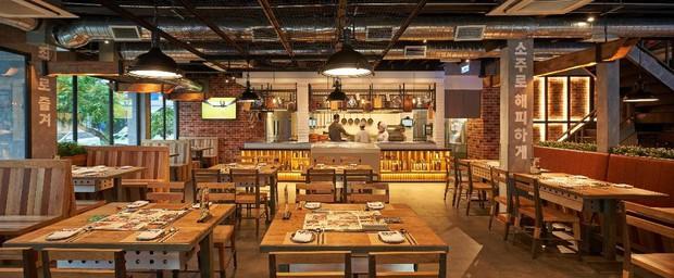 K-PUB - Nhà hàng nướng phong cách PUB tại Sài thành - Ảnh 1.