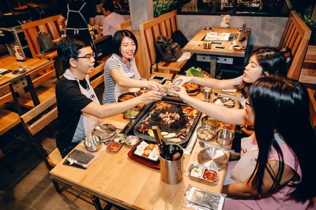 K-PUB - Nhà hàng nướng phong cách PUB tại Sài thành - Ảnh 6.