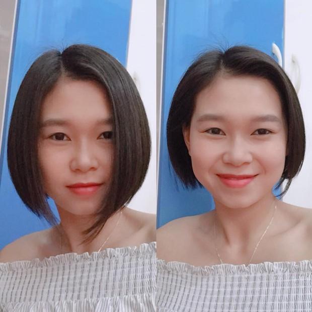 Mặt tròn cũng kệ, cứ xoã tóc là con gái ngay lập tức xinh! - Ảnh 9.