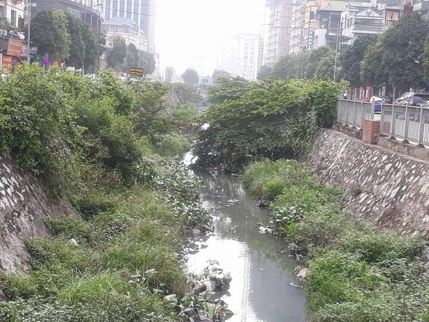 Giữa lòng Thủ đô xuất hiện hố rác lớn, nước đen đặc gây ô nhiễm nặng ảnh hưởng đến cuộc sống của hàng trăm hộ dân - Ảnh 2.