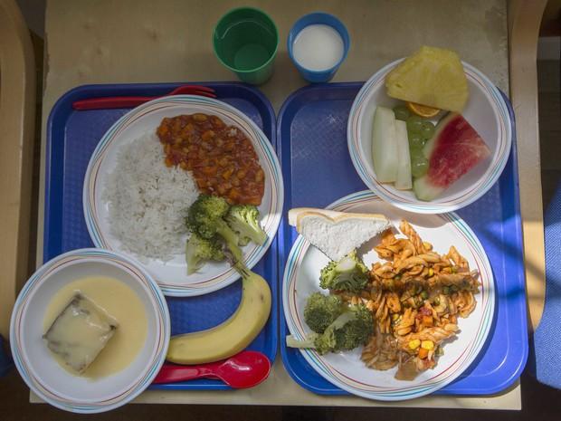 Học sinh trên thế giới ăn món gì vào bữa trưa? - Ảnh 8.