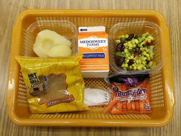 Học sinh trên thế giới ăn món gì vào bữa trưa? - Ảnh 20.