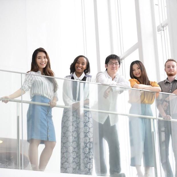"""Nữ du học sinh Việt xinh đẹp tại Nhật vừa được ĐH Tokyo trao danh hiệu """"Nhà lãnh đạo trẻ xuất sắc"""" - Ảnh 12."""