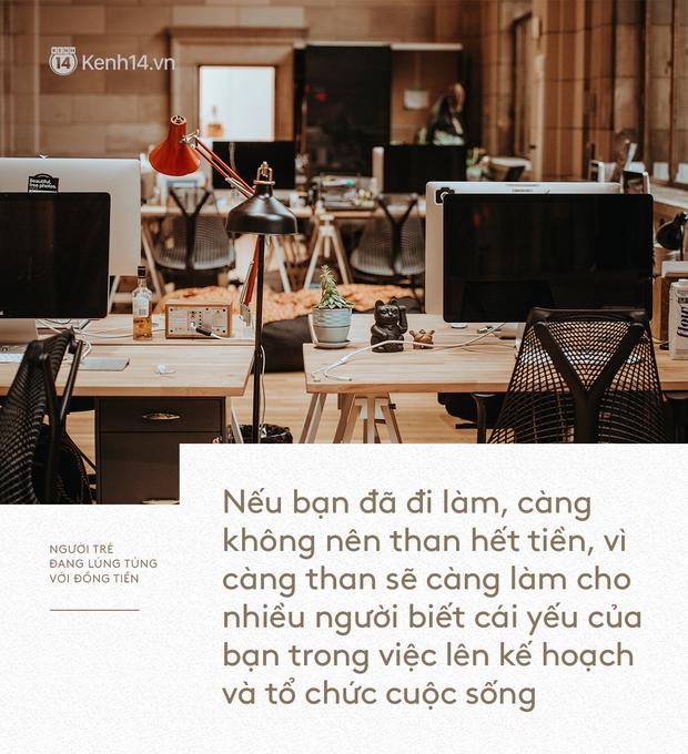 Người trẻ Việt: Làm ra bao nhiêu tiền cũng không thấy đủ, tiêu bao nhiêu cũng không thấy vừa! - Ảnh 3.
