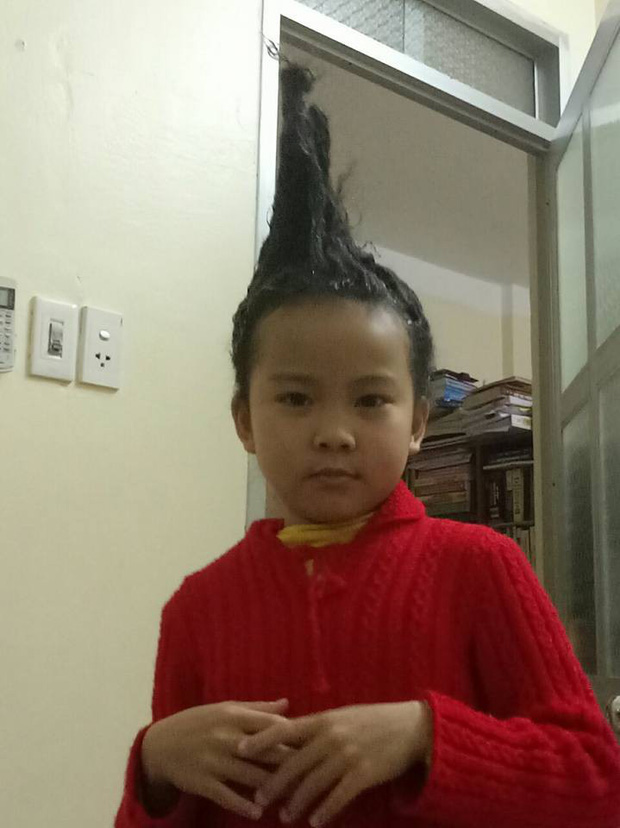 Gặp gỡ công chúa tóc xù phiên bản Việt còn chất hơn cả trong phim - Ảnh 2.