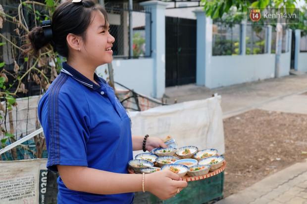 Nữ sinh lớp 10 ở Sài Gòn khởi nghiệp với... bánh bèo để trang trải học phí: Thử làm hết sức mới biết mình thích gì! - Ảnh 4.