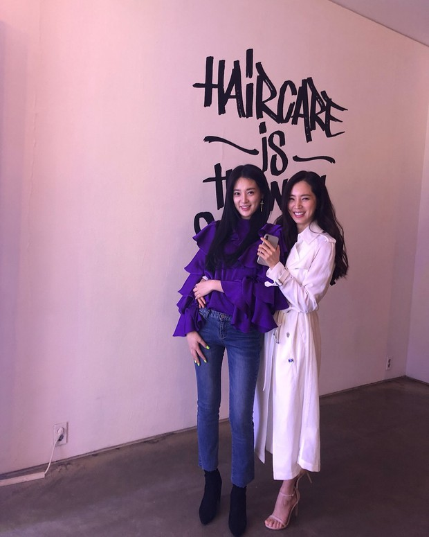 Bạn gái G-Dragon gây sốc với bức ảnh chưa chỉnh sửa, nhưng chân dài đến độ này liệu có tin được không? - Ảnh 2.