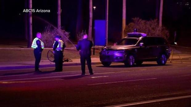 Uber không có lỗi trong vụ xe tự lái tông chết người? - Ảnh 1.