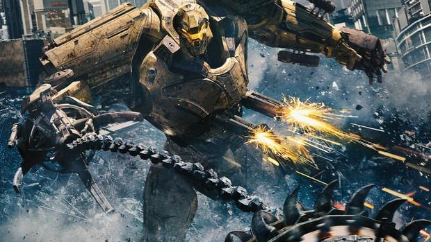 Điểm danh dàn Jaeger cực ngầu trong Pacific Rim: Uprising - Ảnh 3.