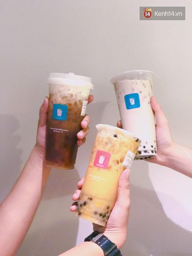 Sài Gòn có cả những con đường trà sữa: đường nhiều nhất lên tới 18 thương hiệu chen chúc nhau - Ảnh 6.