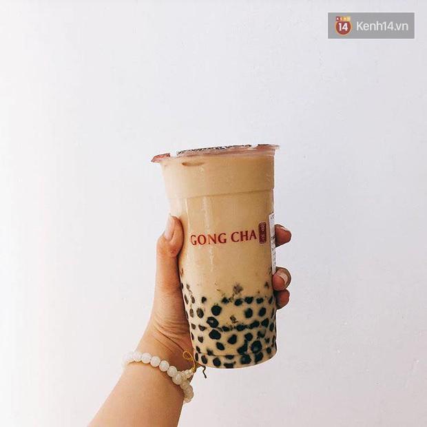 Sài Gòn có cả những con đường trà sữa: đường nhiều nhất lên tới 18 thương hiệu chen chúc nhau - Ảnh 8.