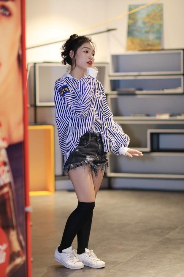 Thu Minh xuất hiện đầy cá tính trong vai trò giám khảo chương trình tìm kiếm tài năng âm nhạc mới - Ảnh 7.