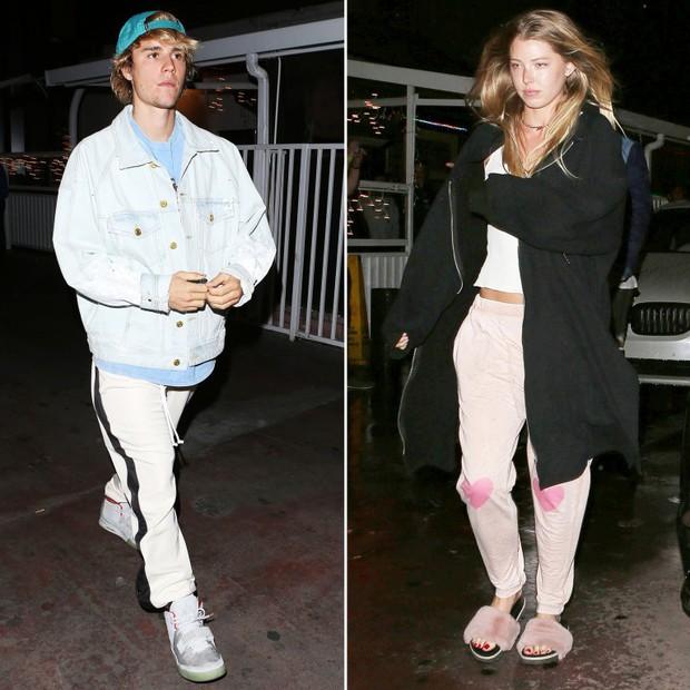 Selena Gomez bị tổn thương, mau chóng về gặp Justin khi thấy anh đi bên cô gái mới - Ảnh 2.