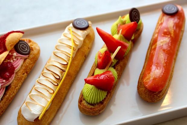 Muôn vàn kiểu bánh su kem của người Pháp khiến tín đồ ăn uống nhìn thôi cũng muốn tan chảy - Ảnh 3.
