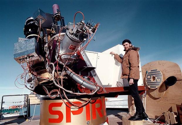 Tình tiết bí ẩn phía sau cái chết của nhà khoa học tài năng, nạn nhân duy nhất được xem là đã bị mưu sát ở Nam Cực - Ảnh 1.