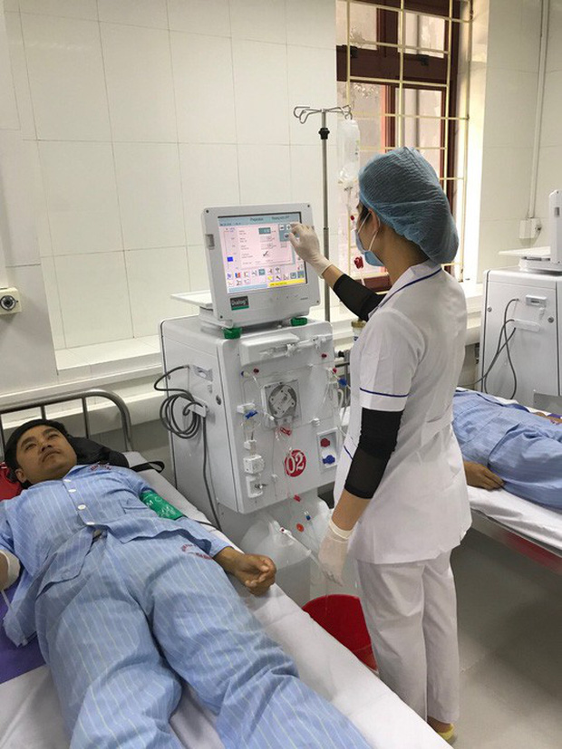 Khoa lọc máu hoạt động trở lại sau sự cố 8 bệnh nhân chạy thận tử vong - Ảnh 2.