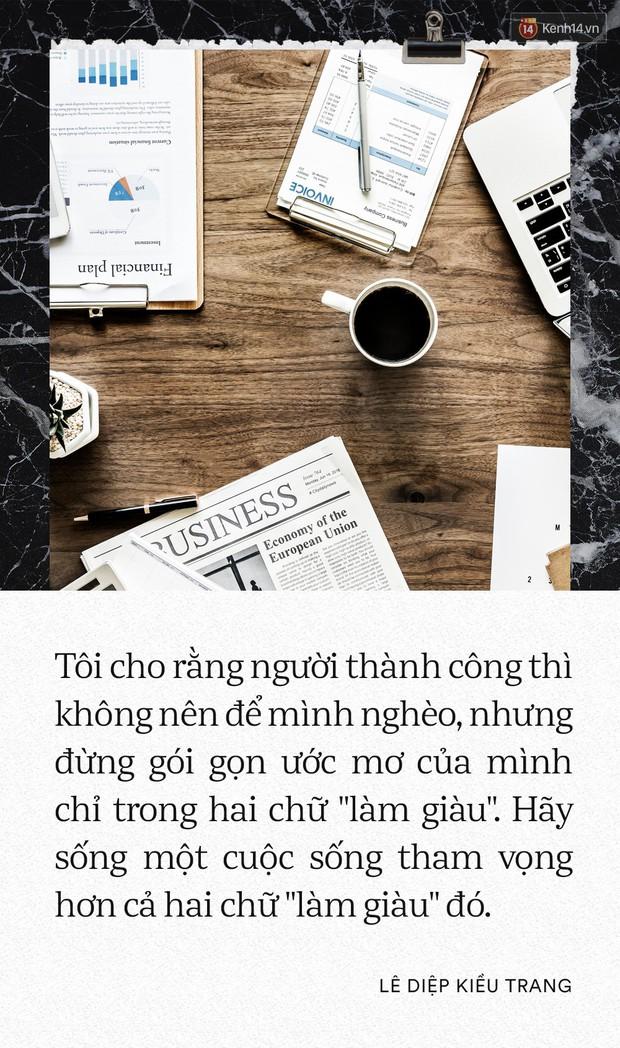 Giám đốc Facebook Việt Nam Lê Diệp Kiều Trang: Học giỏi không có nghĩa là làm việc giỏi - Ảnh 2.