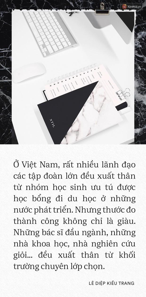 Giám đốc Facebook Việt Nam Lê Diệp Kiều Trang: Học giỏi không có nghĩa là làm việc giỏi - Ảnh 4.
