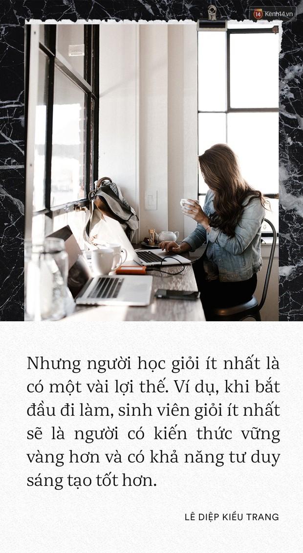 Giám đốc Facebook Việt Nam Lê Diệp Kiều Trang: Học giỏi không có nghĩa là làm việc giỏi - Ảnh 6.