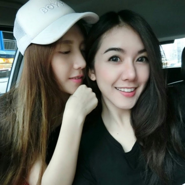 Cặp đồng tính nữ Thái Lan chưa bao giờ hết hot vì đã đẹp là phải đẹp cả đôi - Ảnh 9.