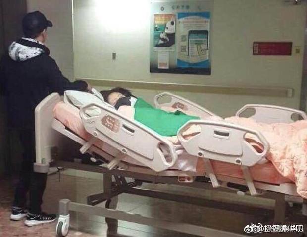Thiên kim xứ Đài An Dĩ Hiên mang thai ngoài tử cung, phẫu thuật gấp để bảo toàn tính mạng - Ảnh 3.
