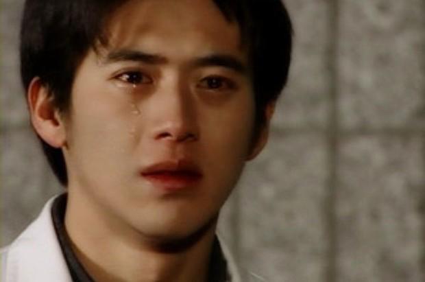 Nhìn lại thời trẻ của 4 quý ông đẹp nhất nhì làng phim Hàn, mới thấy các mĩ nam giờ thua xa quá! - Ảnh 2.