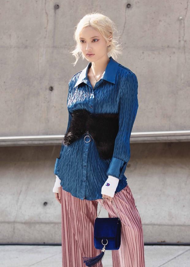 Tung hoành ở Seoul Fashion Week, và rồi Fung La cũng đã hiện diện trên Vogue! - Ảnh 5.