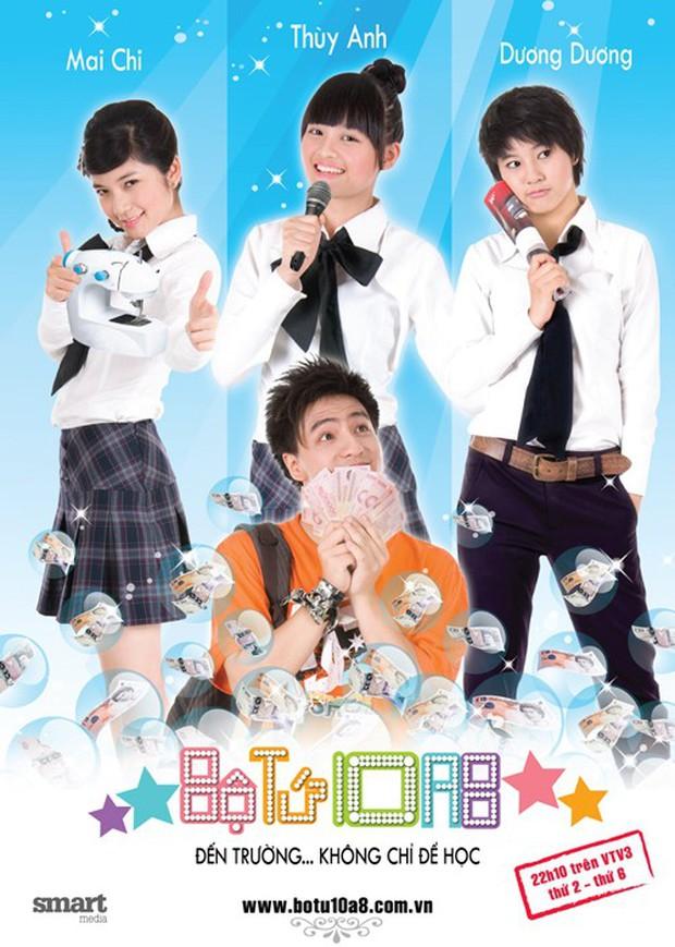 Phim truyền hình dành cho teen Việt gần như đã bị lãng quên và bỏ xó - Ảnh 7.