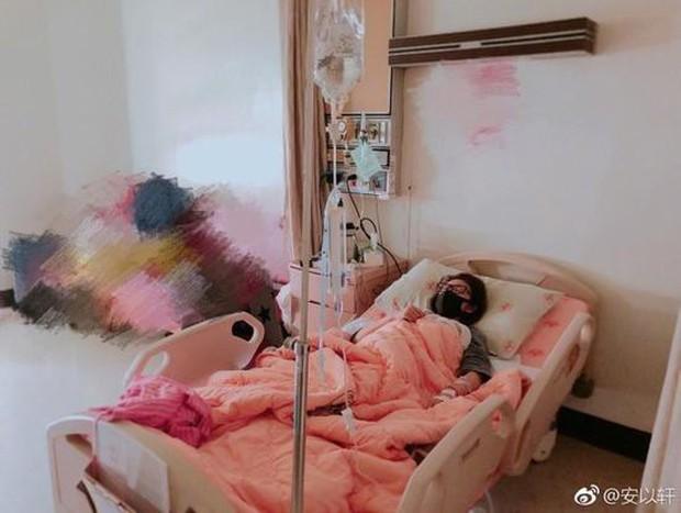 Thiên kim xứ Đài An Dĩ Hiên mang thai ngoài tử cung, phẫu thuật gấp để bảo toàn tính mạng - Ảnh 1.