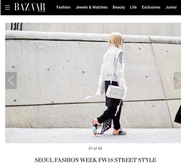 Tung hoành ở Seoul Fashion Week, và rồi Fung La cũng đã hiện diện trên Vogue! - Ảnh 3.