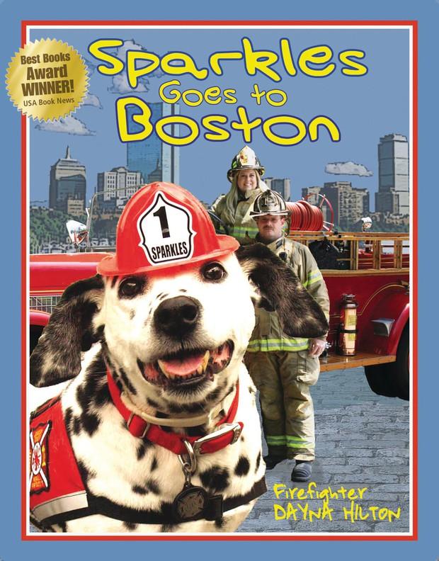 Bạn có tin không khi những chú chó đốm lại là lực lượng cứu hỏa cực đặc biệt của Anh và Mỹ - Ảnh 4.