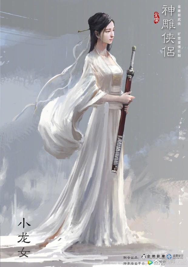 Tiếc hùi hụi vì nhan sắc của Tiểu Long Nữ hụt ăn đứt Trần Nghiên Hy đùi gà - Ảnh 8.
