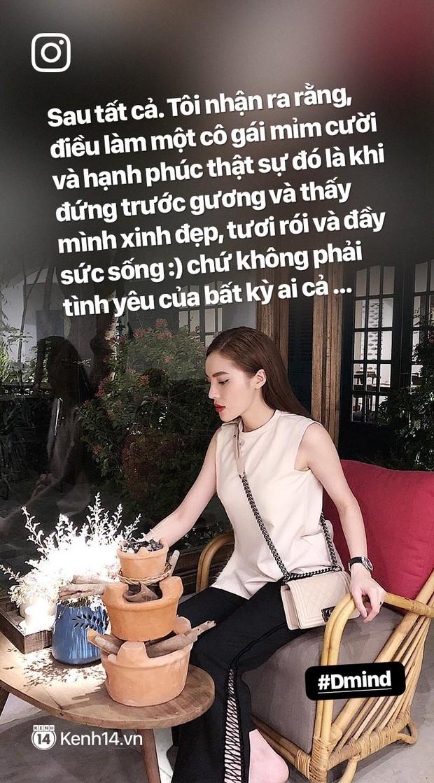 Ngoài Hoa hậu, Kỳ Duyên còn xứng đáng đạt danh hiệu nữ hoàng sưu tầm quote của showbiz Việt! - Ảnh 2.