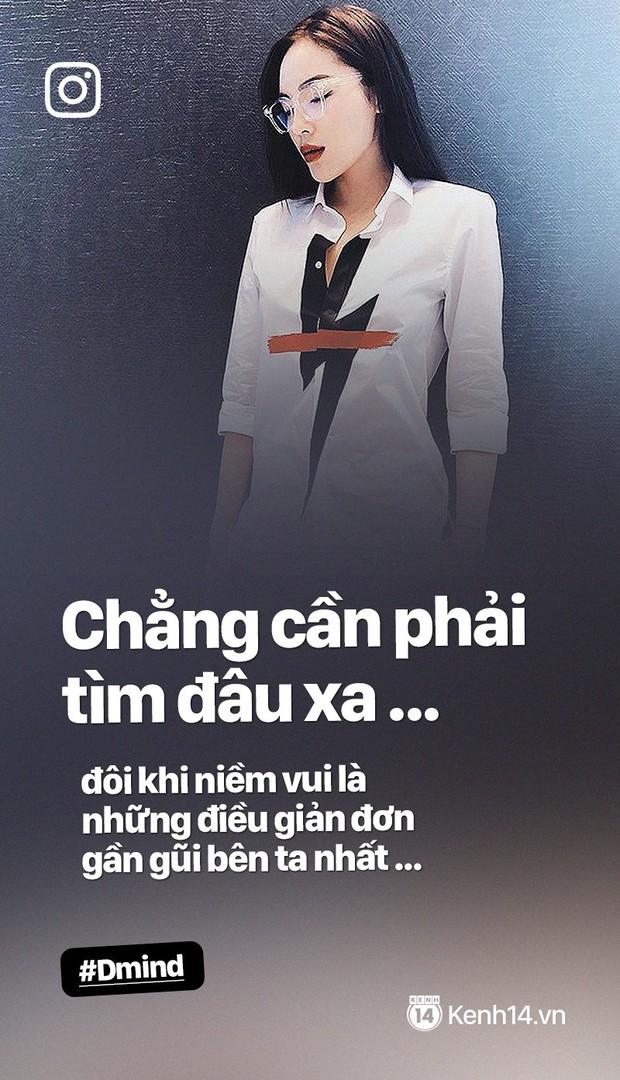 Ngoài Hoa hậu, Kỳ Duyên còn xứng đáng đạt danh hiệu nữ hoàng sưu tầm quote của showbiz Việt! - Ảnh 4.