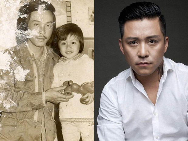 Sao Việt thời còn để đầu nấm: người ngố tàu và đen nhẻm, kẻ xinh đẹp ngời ngời từ thuở bé - Ảnh 22.