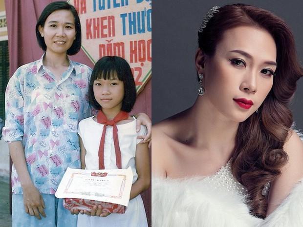 Sao Việt thời còn để đầu nấm: người ngố tàu và đen nhẻm, kẻ xinh đẹp ngời ngời từ thuở bé - Ảnh 20.