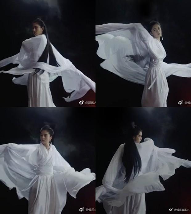 Tiếc hùi hụi vì nhan sắc của Tiểu Long Nữ hụt ăn đứt Trần Nghiên Hy đùi gà - Ảnh 2.