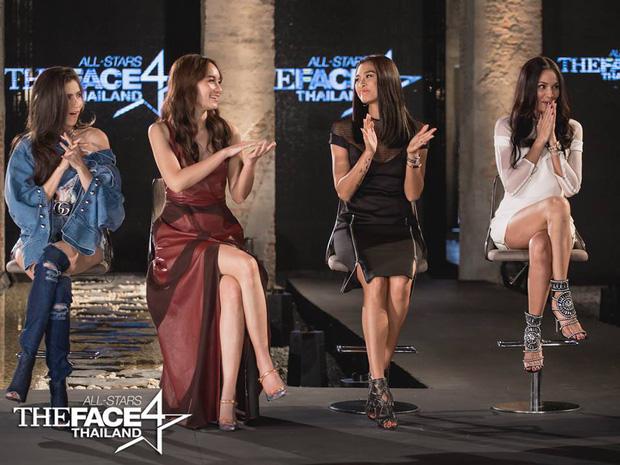 The Face Thái: Chung team nhưng Bee đứng lớp toàn thua, Rita đánh đâu thắng đó - Ảnh 6.