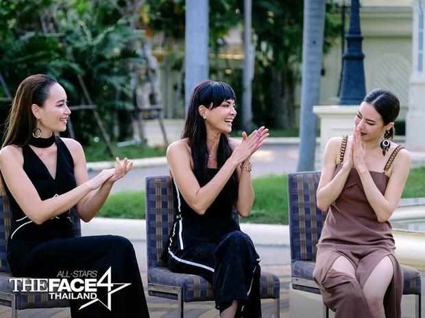 The Face Thái: Chung team nhưng Bee đứng lớp toàn thua, Rita đánh đâu thắng đó - Ảnh 5.