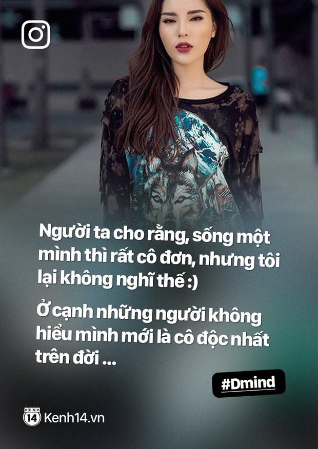 Ngoài Hoa hậu, Kỳ Duyên còn xứng đáng đạt danh hiệu nữ hoàng sưu tầm quote của showbiz Việt! - Ảnh 3.