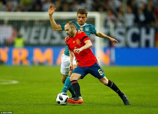 Đức 1-1 Tây Ban Nha: Show diễn của hai nhà vô địch thế giới - Ảnh 3.