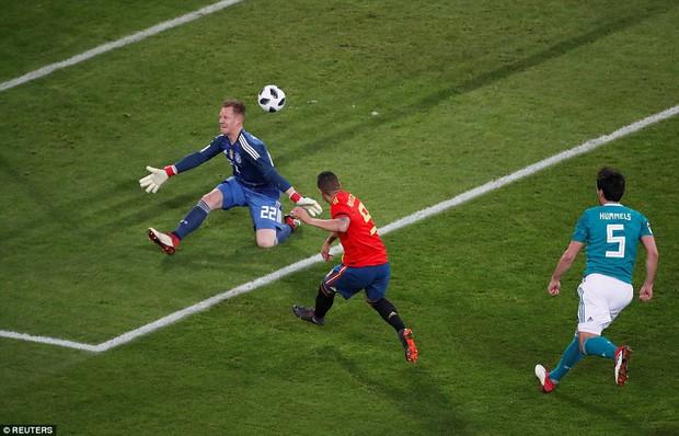 Đức 1-1 Tây Ban Nha: Show diễn của hai nhà vô địch thế giới - Ảnh 4.