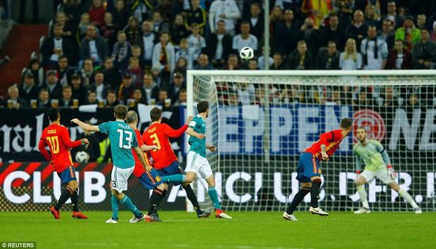 Đức 1-1 Tây Ban Nha: Show diễn của hai nhà vô địch thế giới - Ảnh 7.