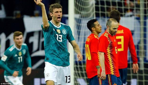 Đức 1-1 Tây Ban Nha: Show diễn của hai nhà vô địch thế giới - Ảnh 8.