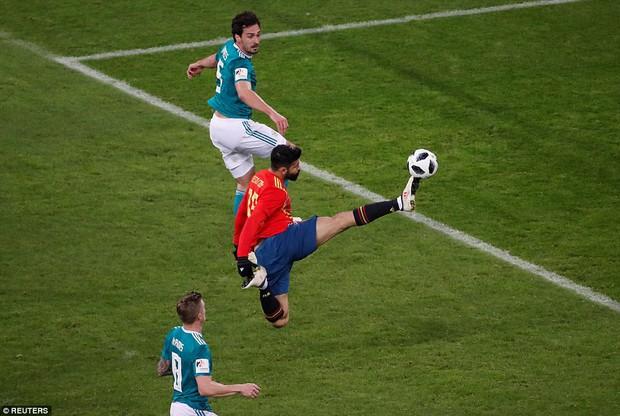 Đức 1-1 Tây Ban Nha: Show diễn của hai nhà vô địch thế giới - Ảnh 13.