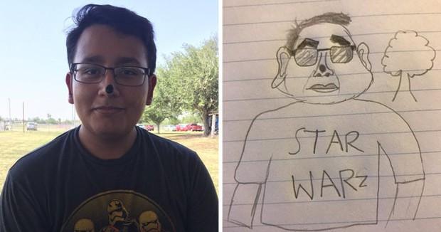 Vẽ xấu ma chê quỷ hờn, cậu sinh viên này vẫn nhận hàng ngàn đơn đặt hàng vẽ chân dung - Ảnh 4.