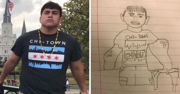 Vẽ xấu ma chê quỷ hờn, cậu sinh viên này vẫn nhận hàng ngàn đơn đặt hàng vẽ chân dung - Ảnh 16.