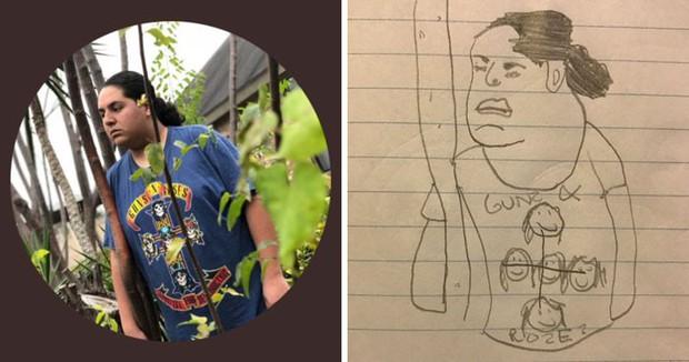 Vẽ xấu ma chê quỷ hờn, cậu sinh viên này vẫn nhận hàng ngàn đơn đặt hàng vẽ chân dung - Ảnh 3.