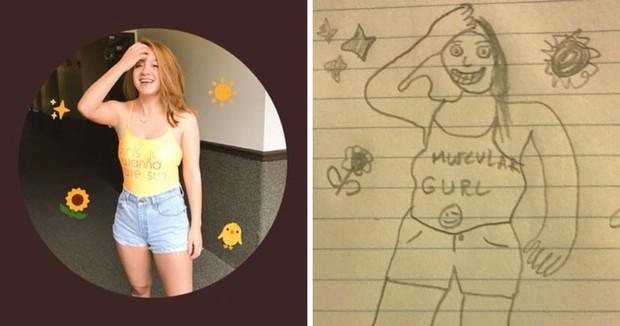 Vẽ xấu ma chê quỷ hờn, cậu sinh viên này vẫn nhận hàng ngàn đơn đặt hàng vẽ chân dung - Ảnh 8.